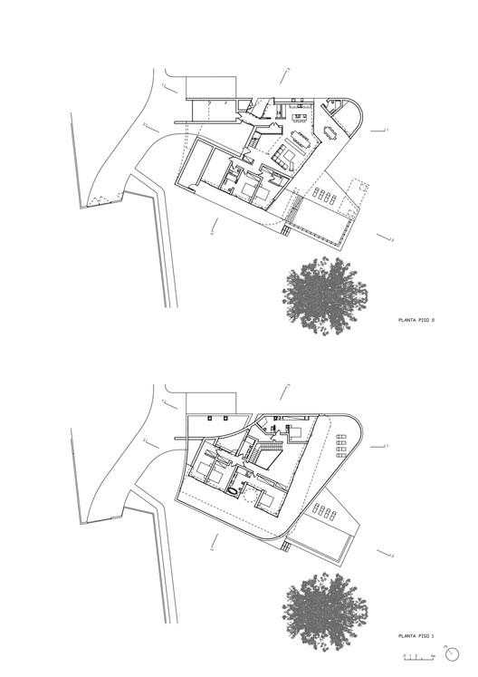 Casa Lux - 平面图