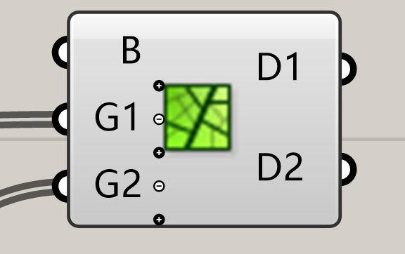 grasshopper实现冰裂纹(Voronoi算法)